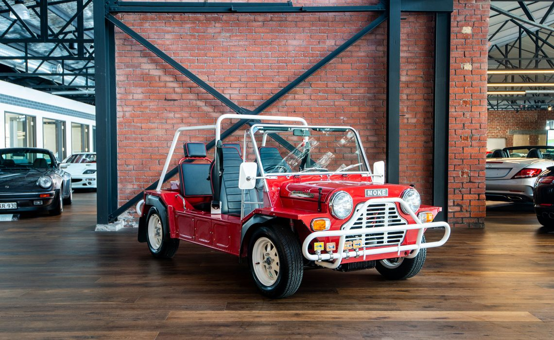 1979 Leyland Mini Moke Californian