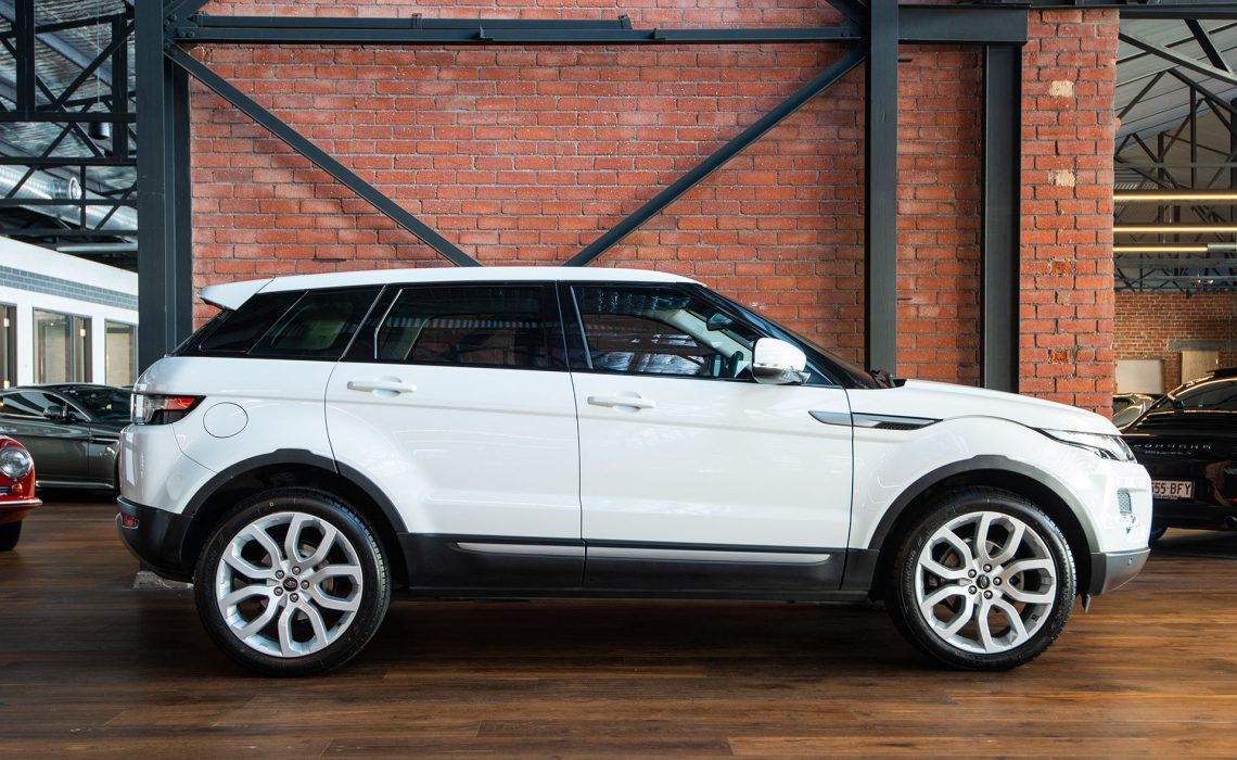 2013 Range Rover Evoque SD4