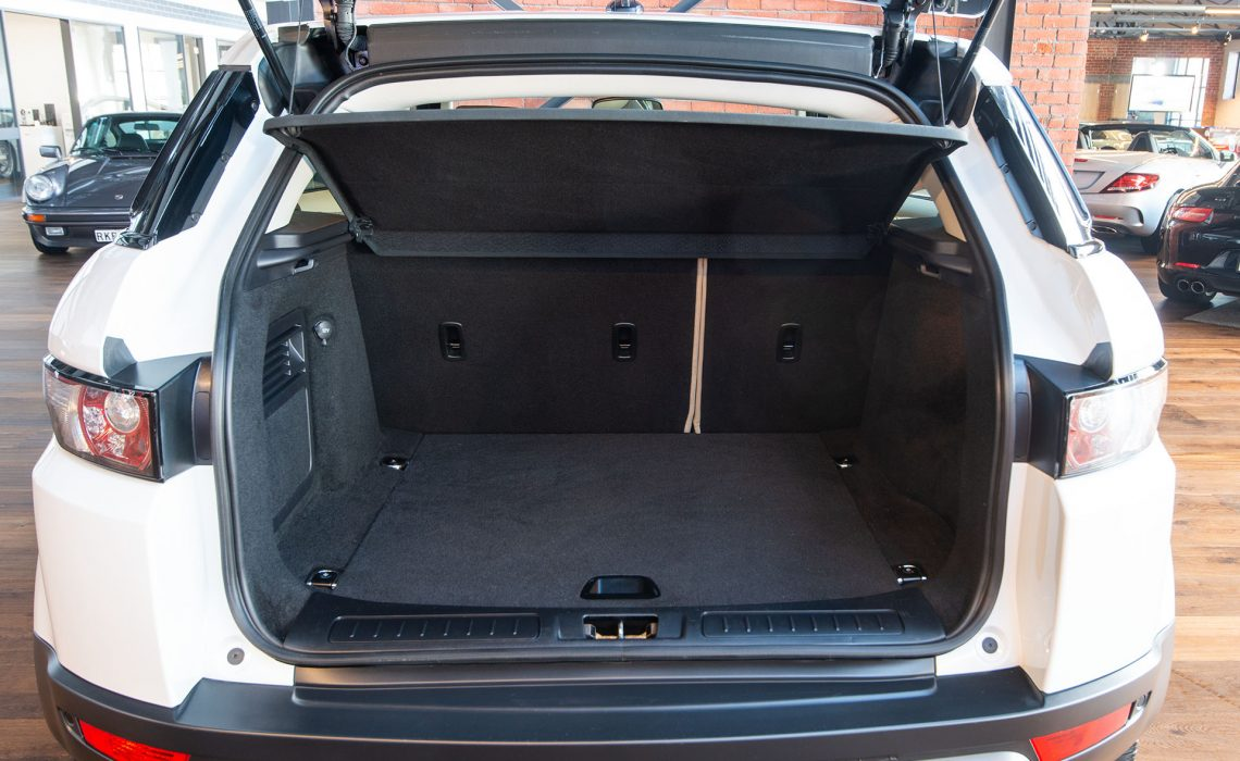 2013 Range Rover Evoque TD4 Pure