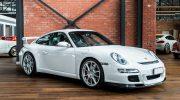 Porsche 997 GT3 White