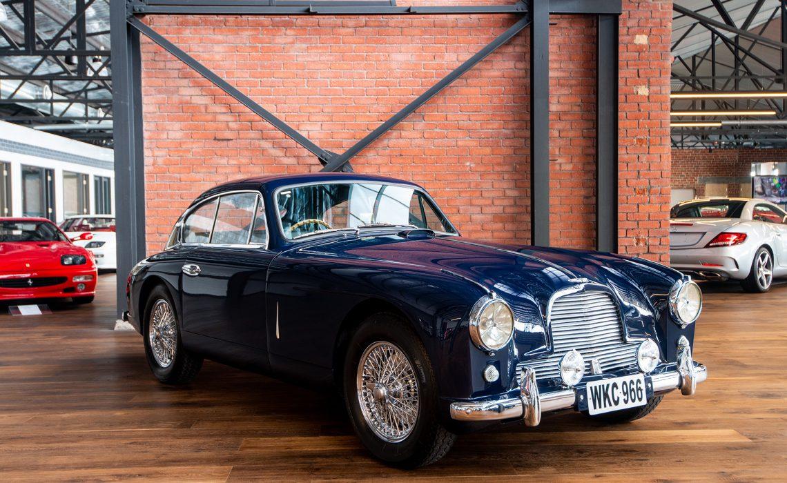 1954 Aston Martin DB2/4 Mk1 Coupe