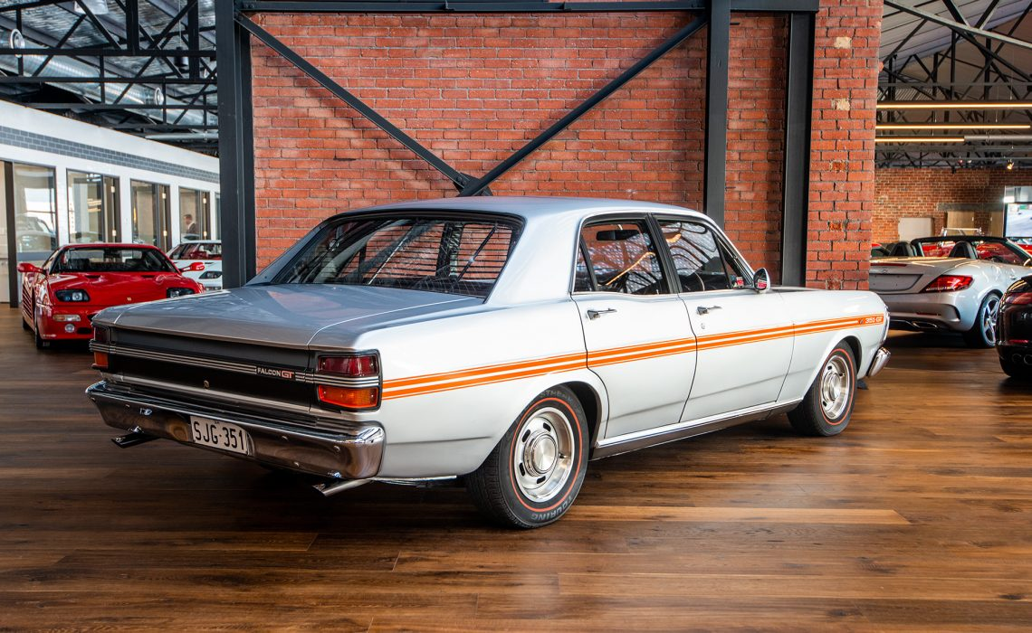 1970 Ford Fairmont XY - GT Tribute