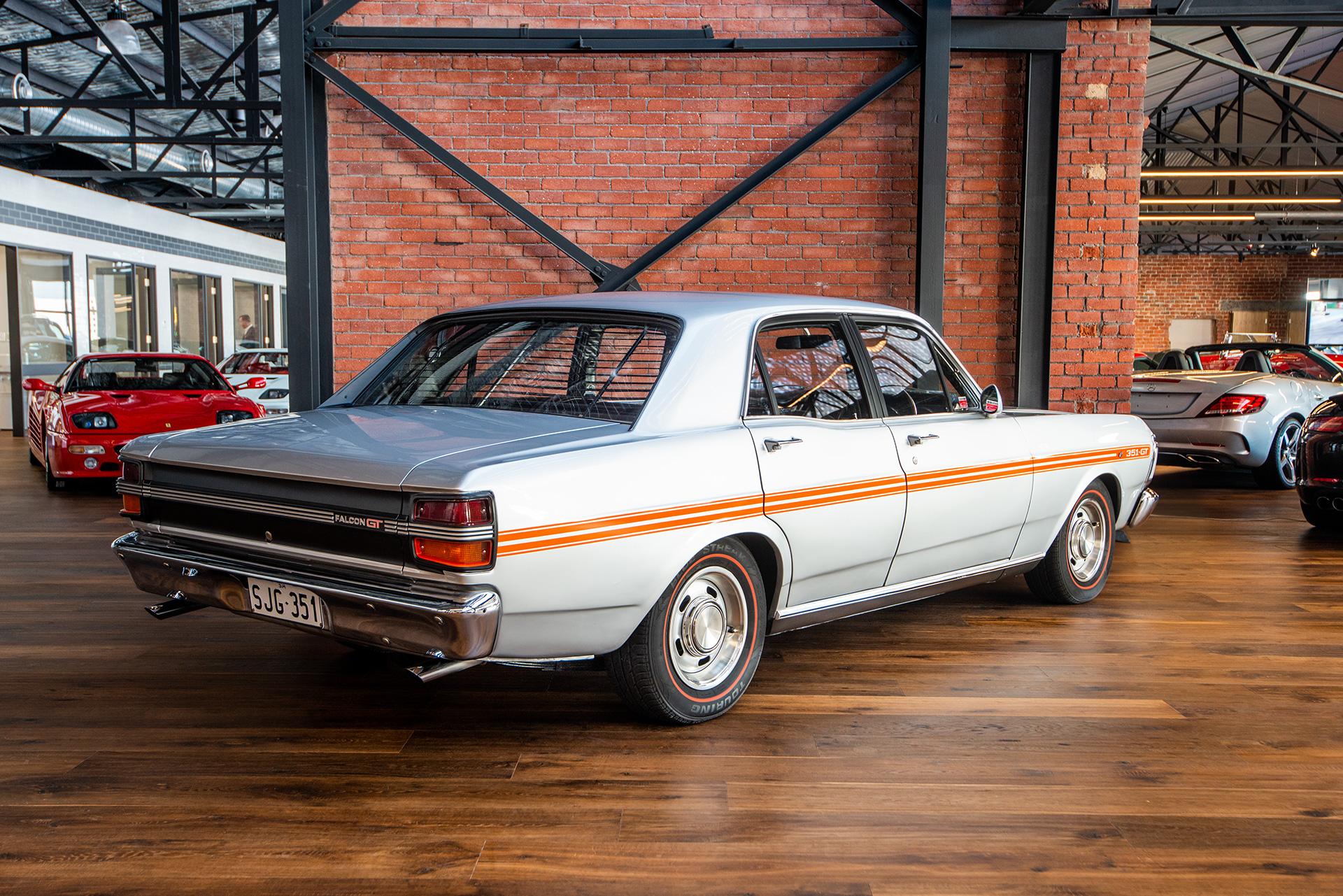 1970 Ford Fairmont Xy - Gt Tribute - Richmonds