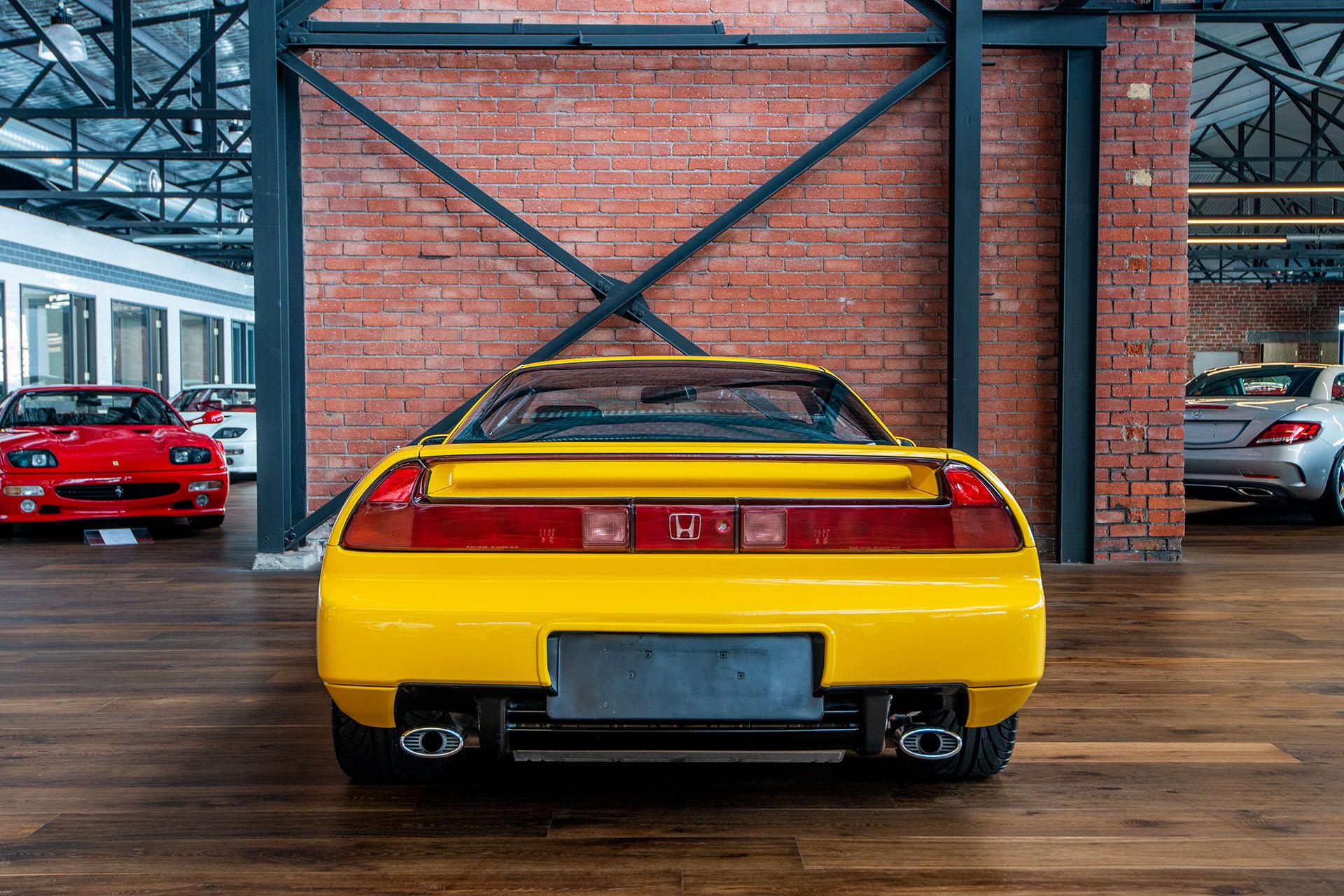1995 Honda NSX Targa - Richmonds - Classic and Prestige Cars - Storage and Sales - Adelaide ...