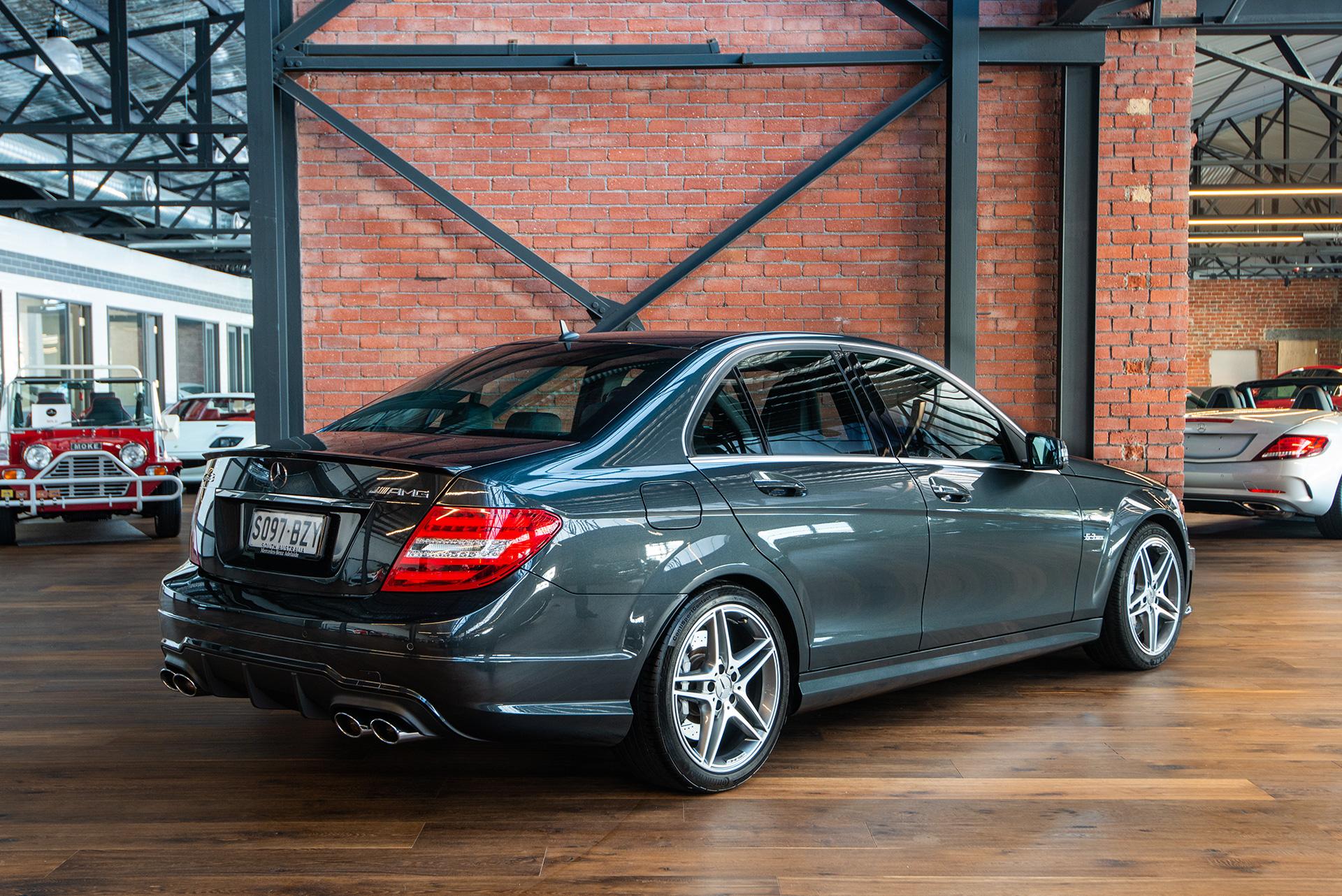 Mercedes c63 amg ipe exhaust
