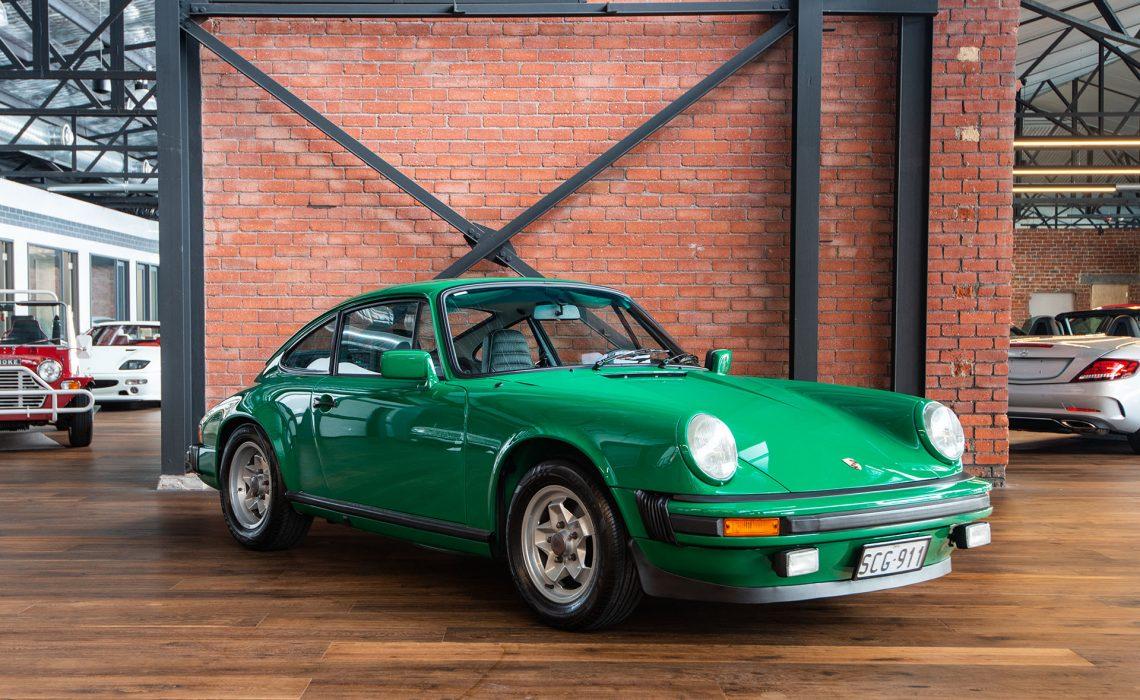1978 Porsche 911 SC Sporto