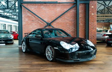 2001 Porsche 911 Turbo Tiptronic