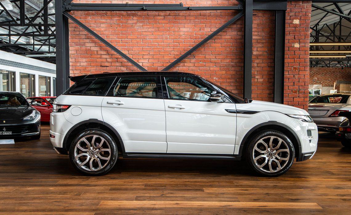 2013 Range Rover Evoque Si4 Dynamic