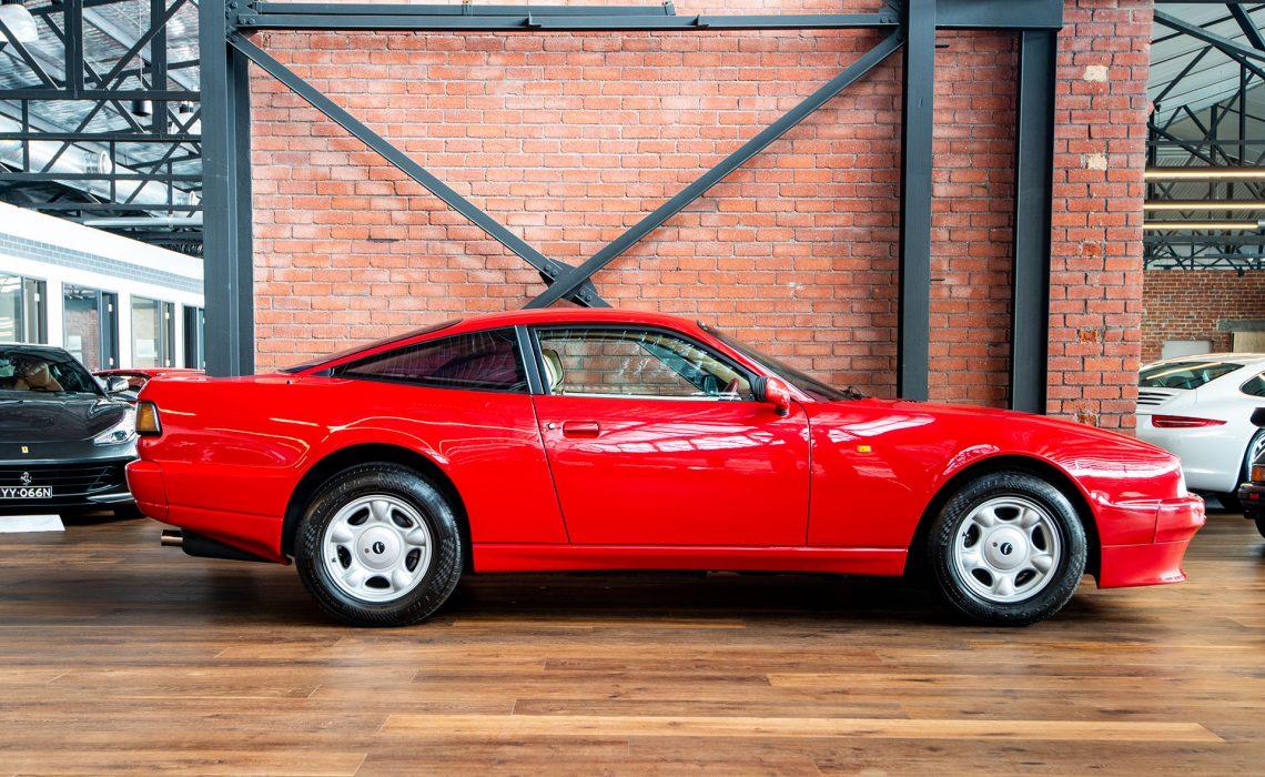 1990 Aston Martin Virage Manual