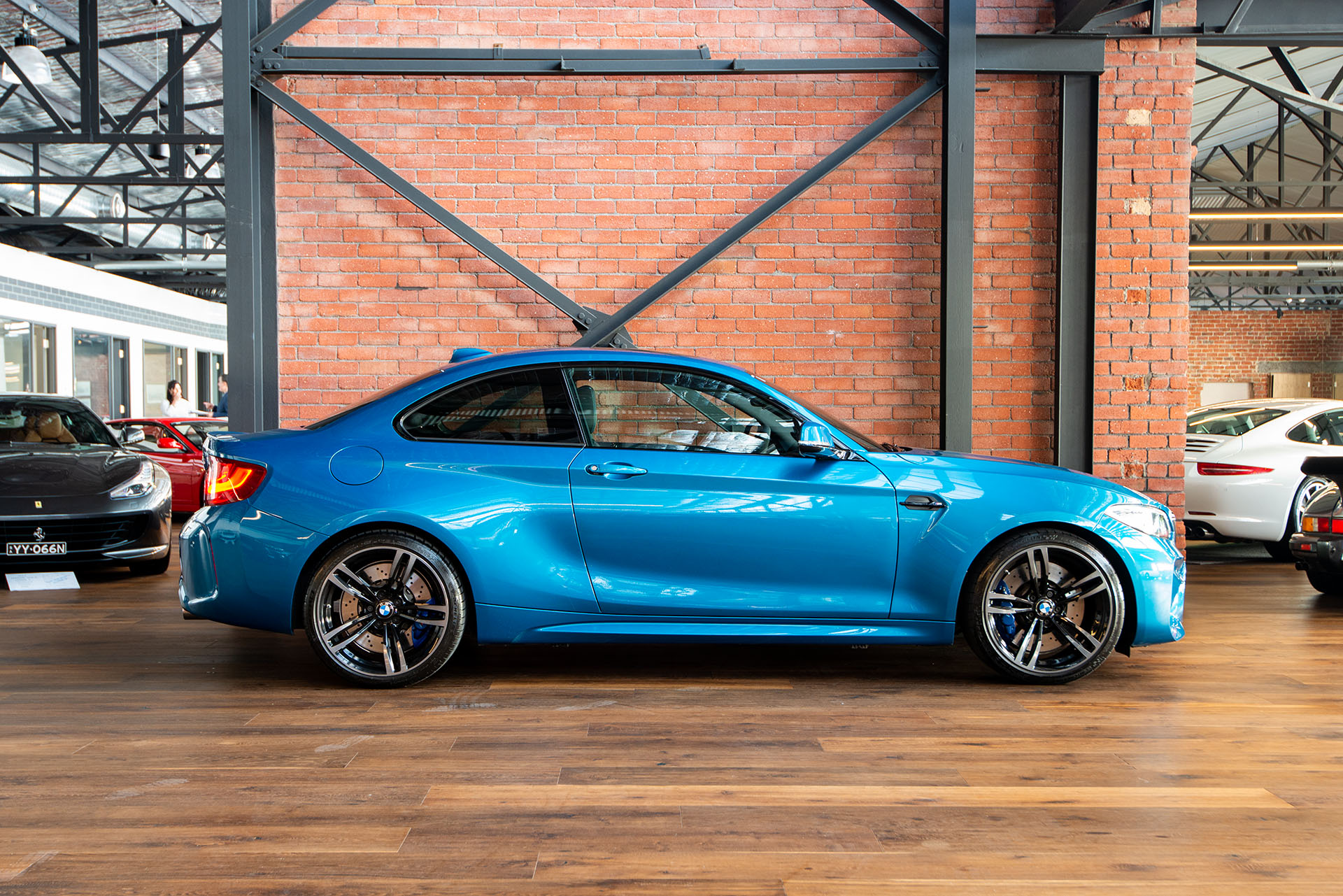 The BMW M2 Is Even Better in Its Black Shadow Edition