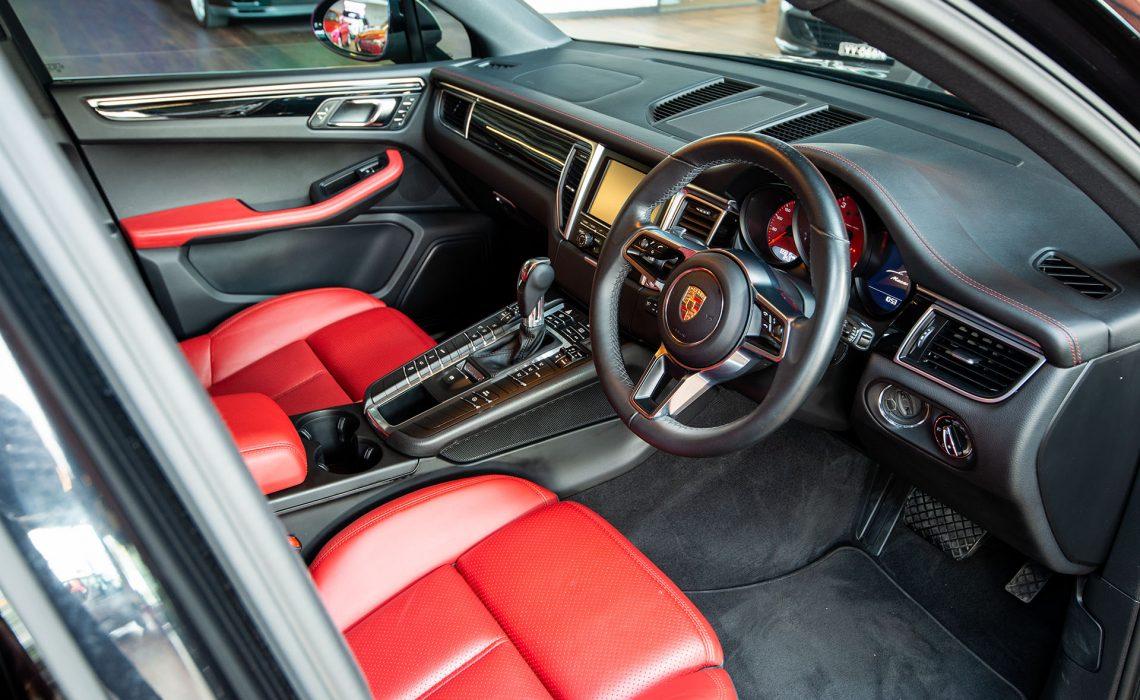 2015 Porsche Macan S Richmonds Classic And Prestige