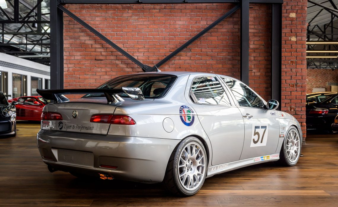 2004 Alfa Romeo 156 Race Car