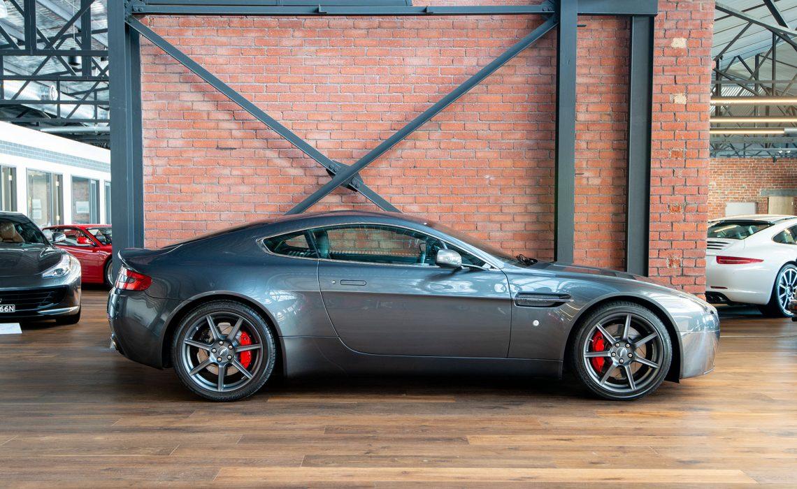 2007 Aston Martin V8 Vantage (MY08)