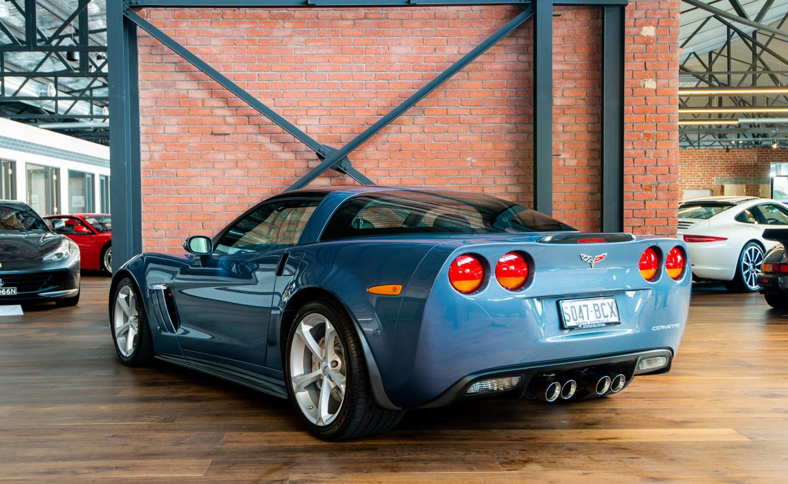 2011 Chevrolet Corvette C6 Grand Sport Convertible