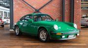 1978 Porsche 911 SC Sporto Green