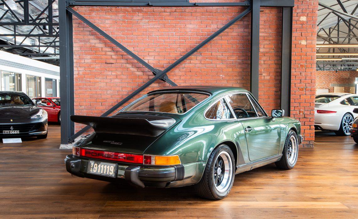 11979 Porsche 911 SC Coupe