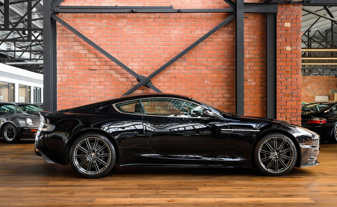 2008 Aston Martin DBS Coupe