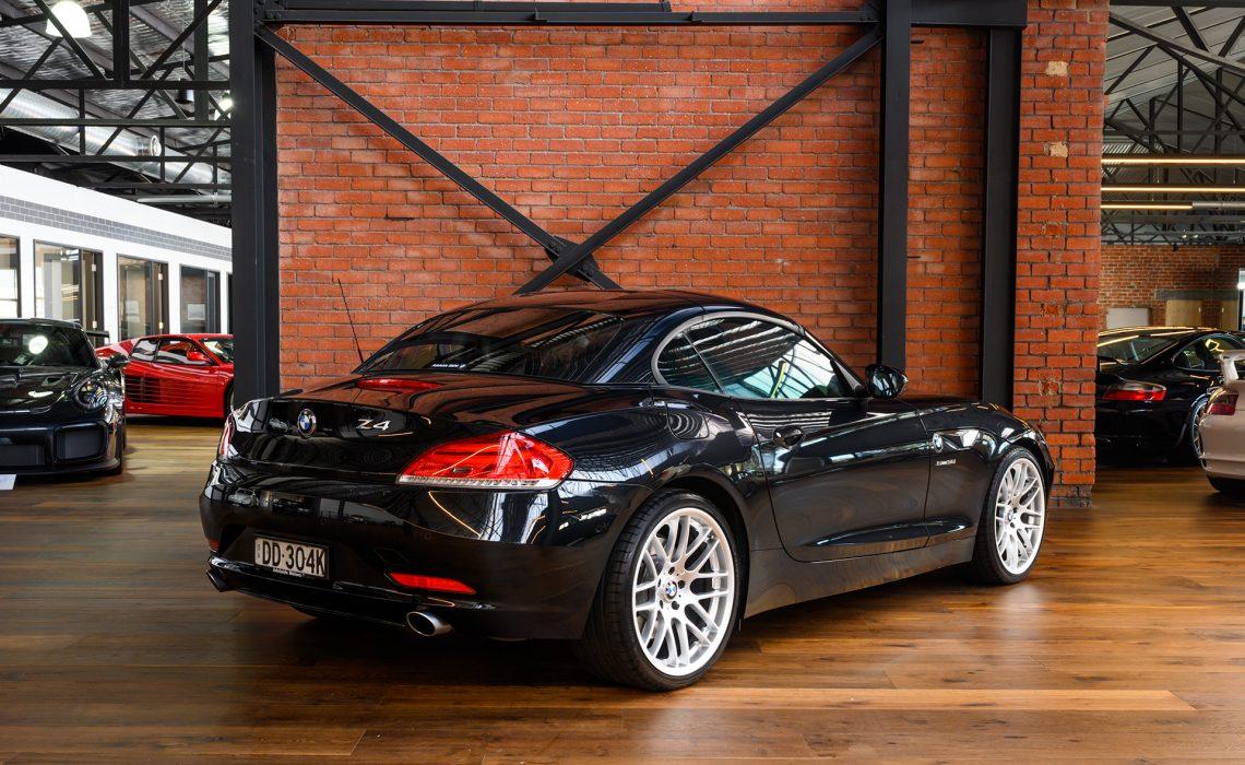 2009 BMW Z4 sDRIVE35i Roadster