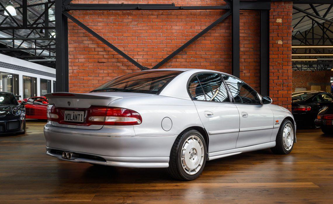 1998 CSV Volanti VT 5000Si