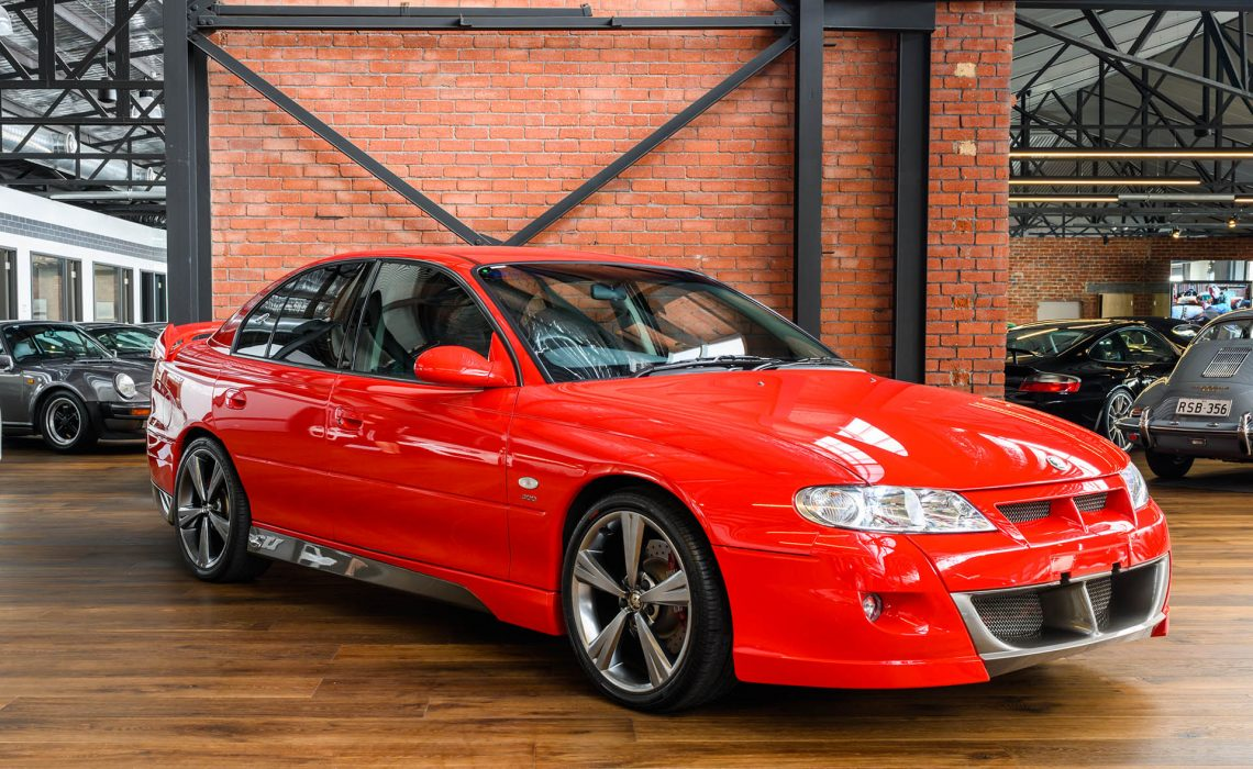 2001 Holden Special Vehicle GTS VX Sedan