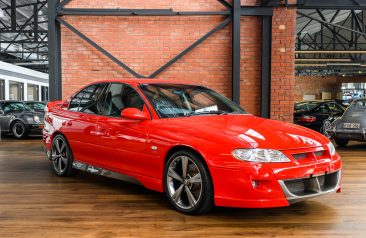 2001 Holden Special Vehicle GTS VX Sedan