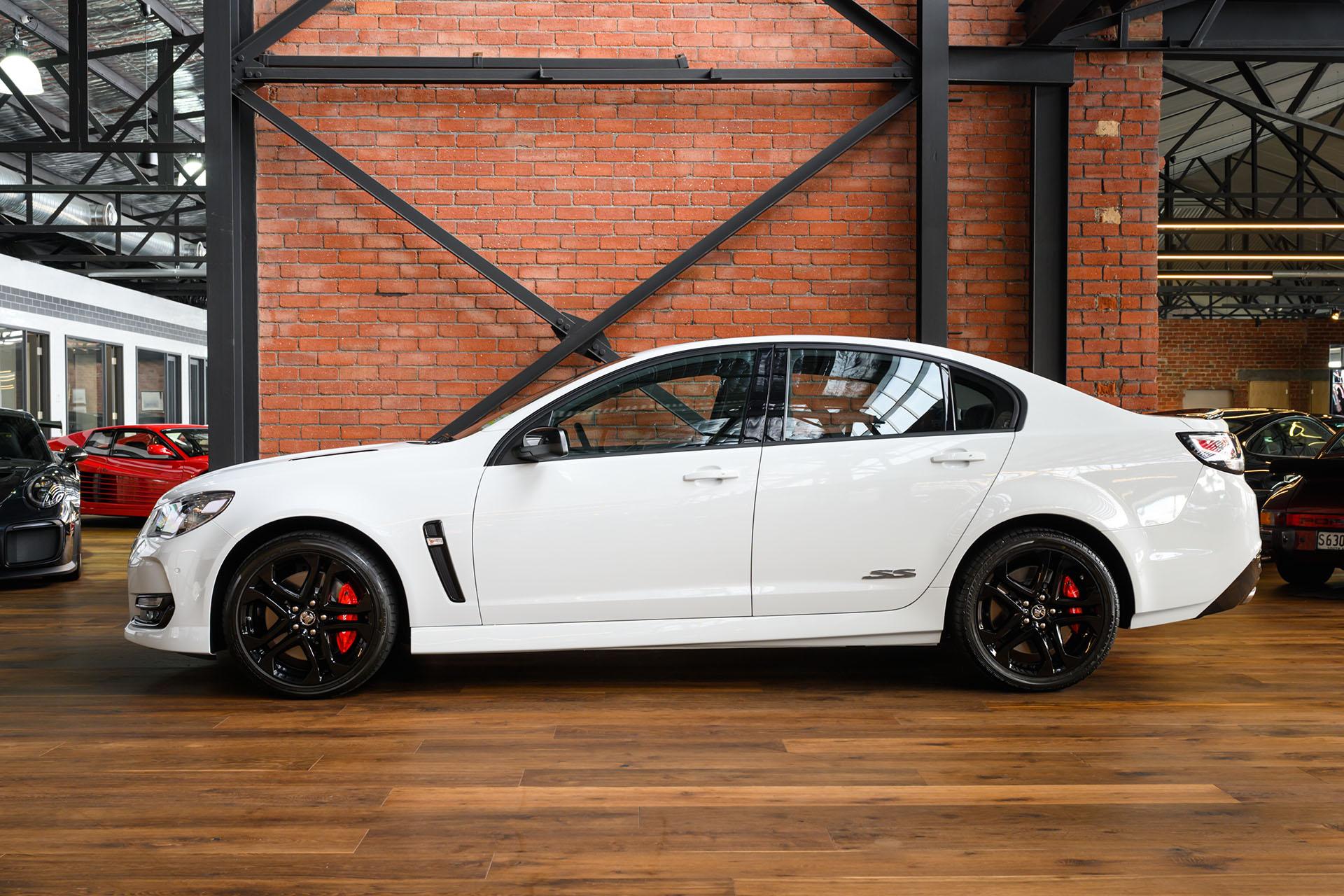 Sale My Car >> 2017 Holden VF Series 2 SS V Red Line - Richmonds ...