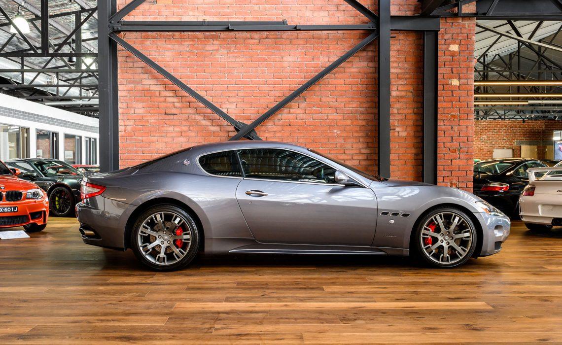 2008 Maserati Gran Turismo S Coupe