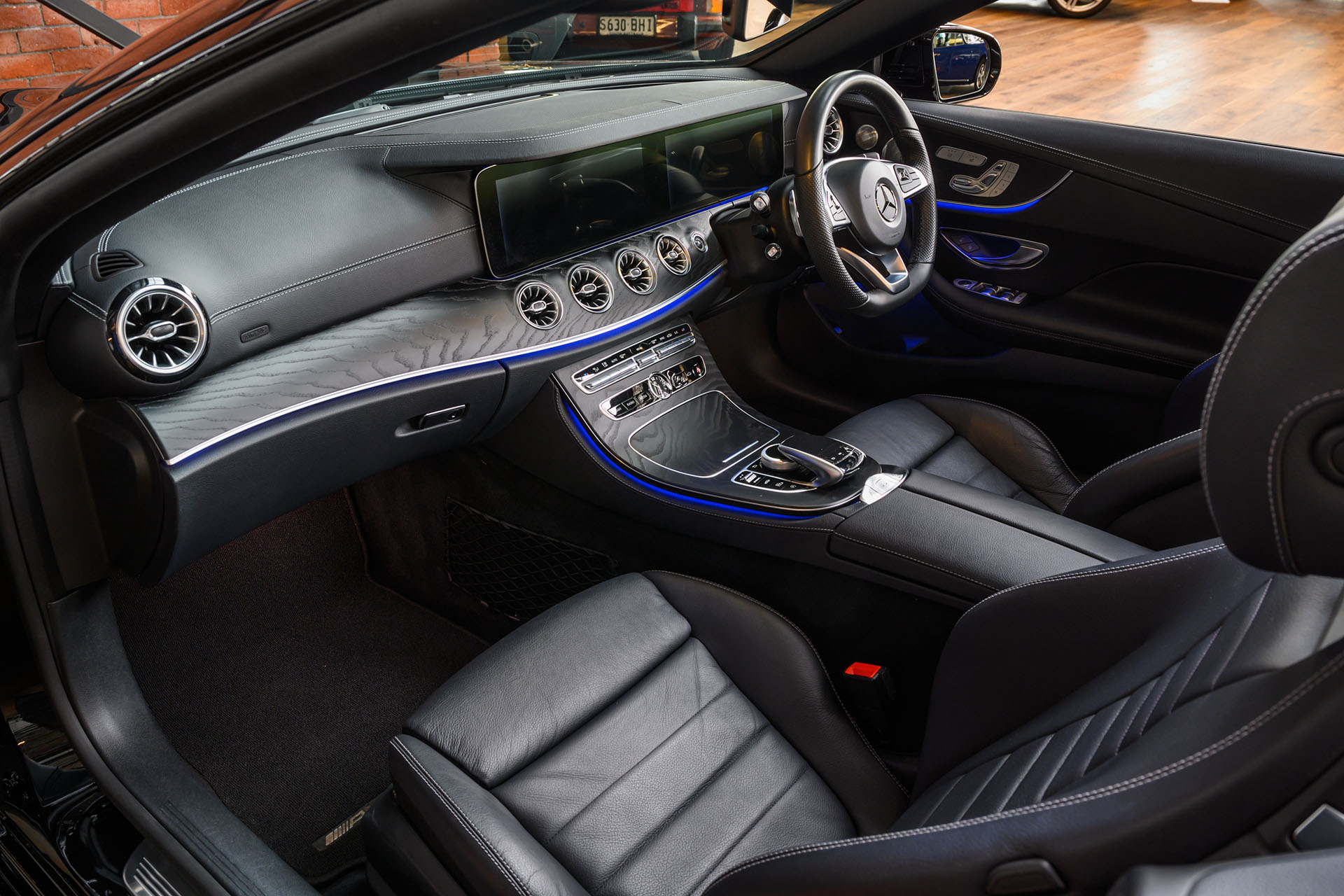 Mercedes E400 Convertible >> 2017 Mercedes Benz E400 Cabriolet - Richmonds - Classic ...