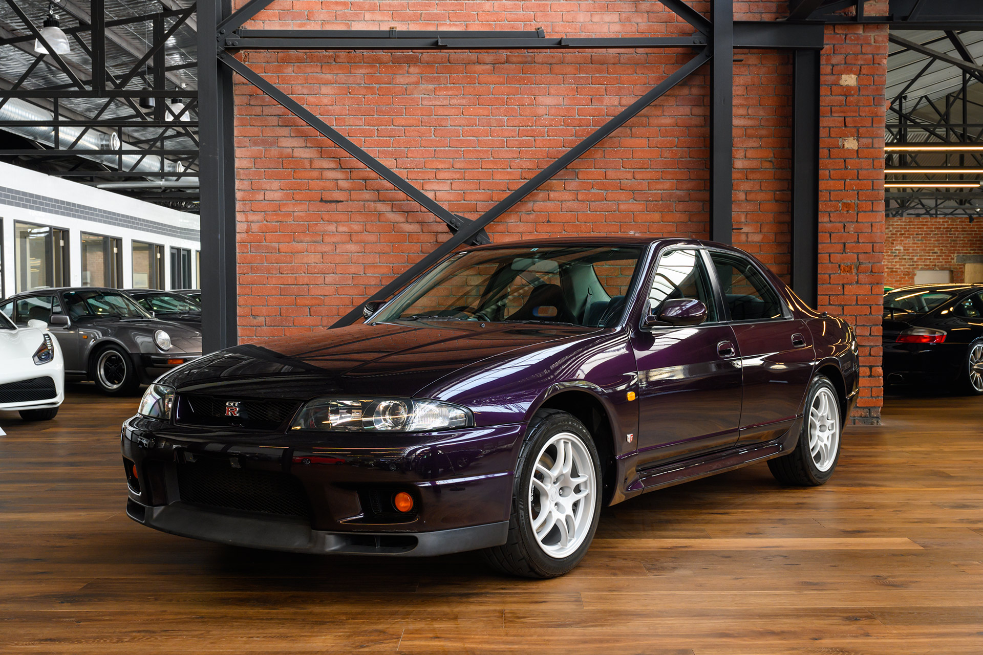 1998 Nissan Skyline Gt R Autech Richmonds Classic And Prestige Cars Storage And Sales Adelaide Australia