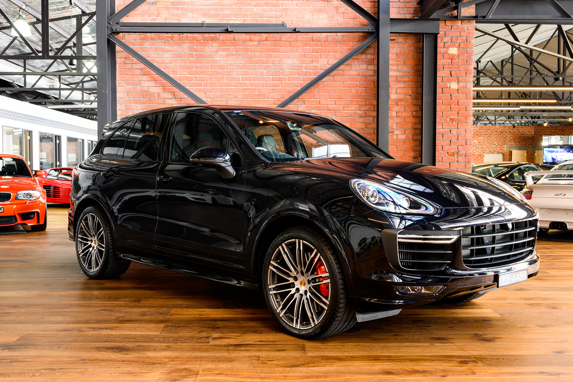 2017 Porsche Cayenne Gts Wagon Richmonds Classic And Prestige Cars Storage And Sales Adelaide Australia
