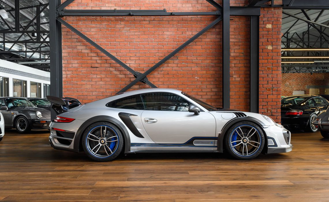 2014 Porsche 911 Turbo S Techart GTstreetR