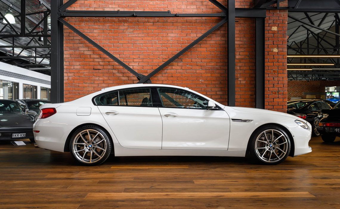 2012 BMW 640i Gran Coupe (MY1`3)