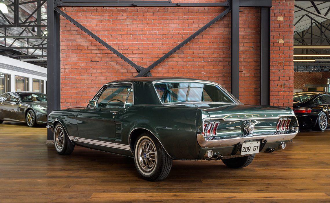 Mustang Shelby Eleanor 1967 Cena