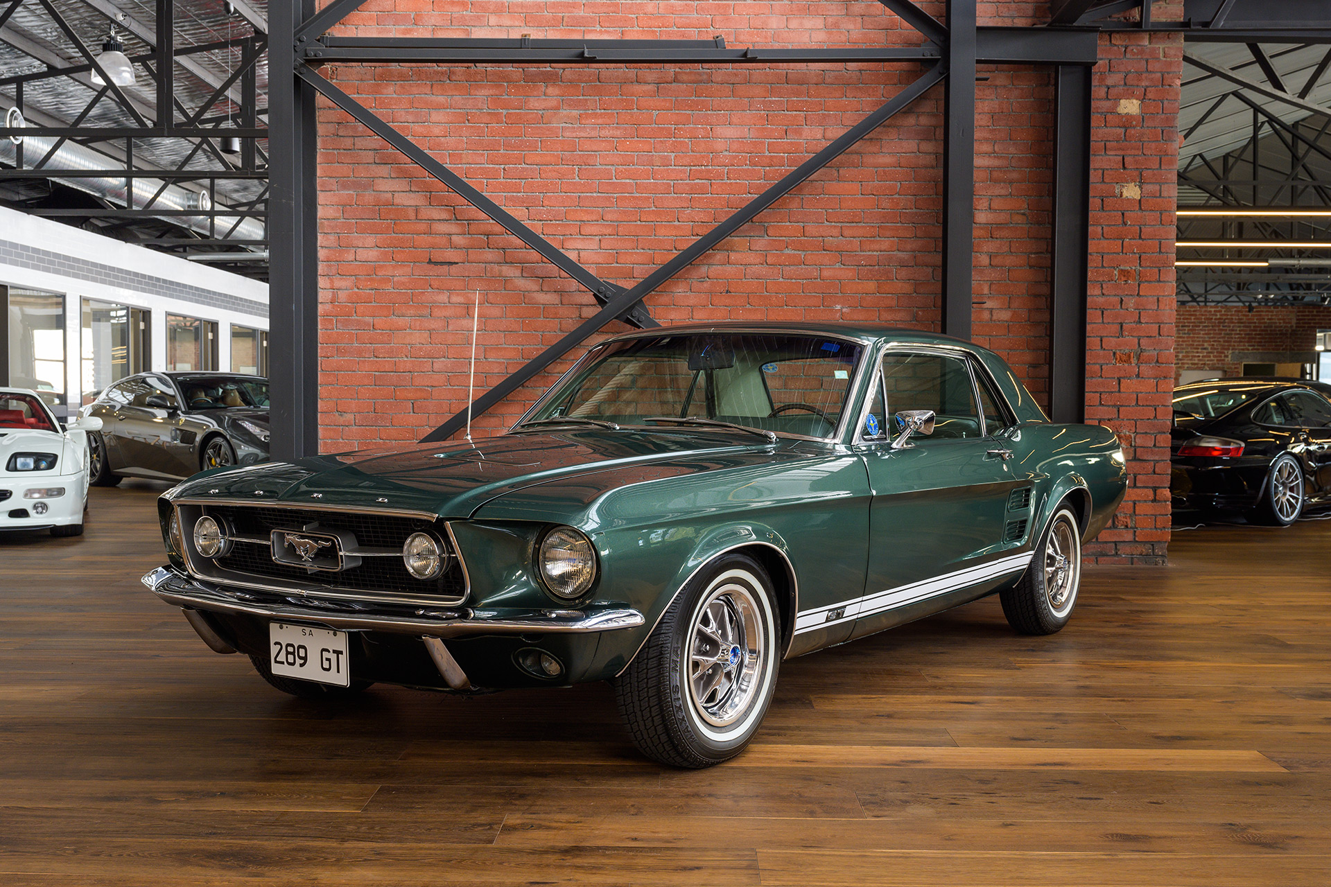 1967 Ford Mustang 289 Gt Hardtop Richmonds Classic And