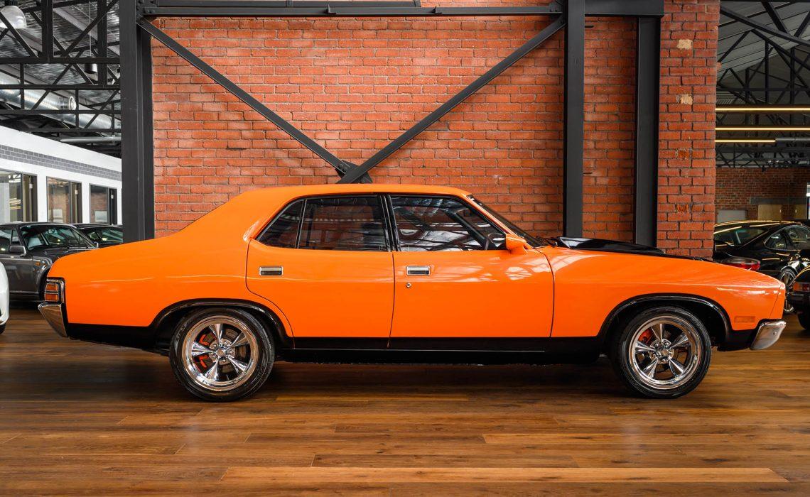 1978 Ford Falcon XC Sedan