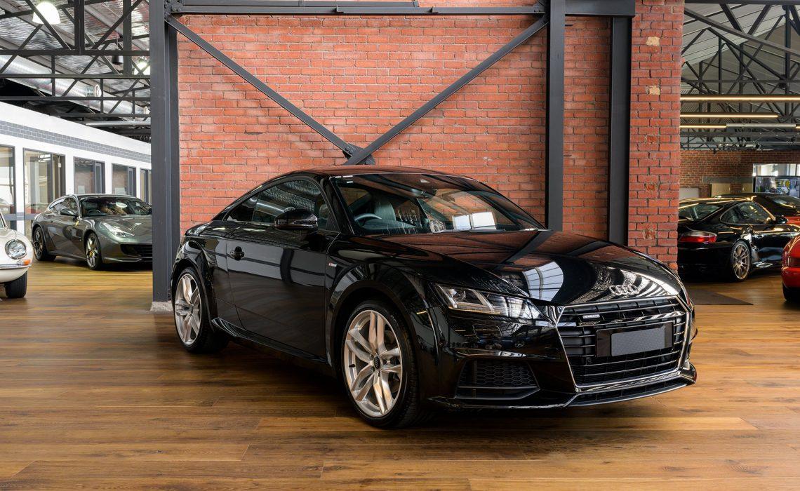 2015 Audi TT Sport Coupe Quattro