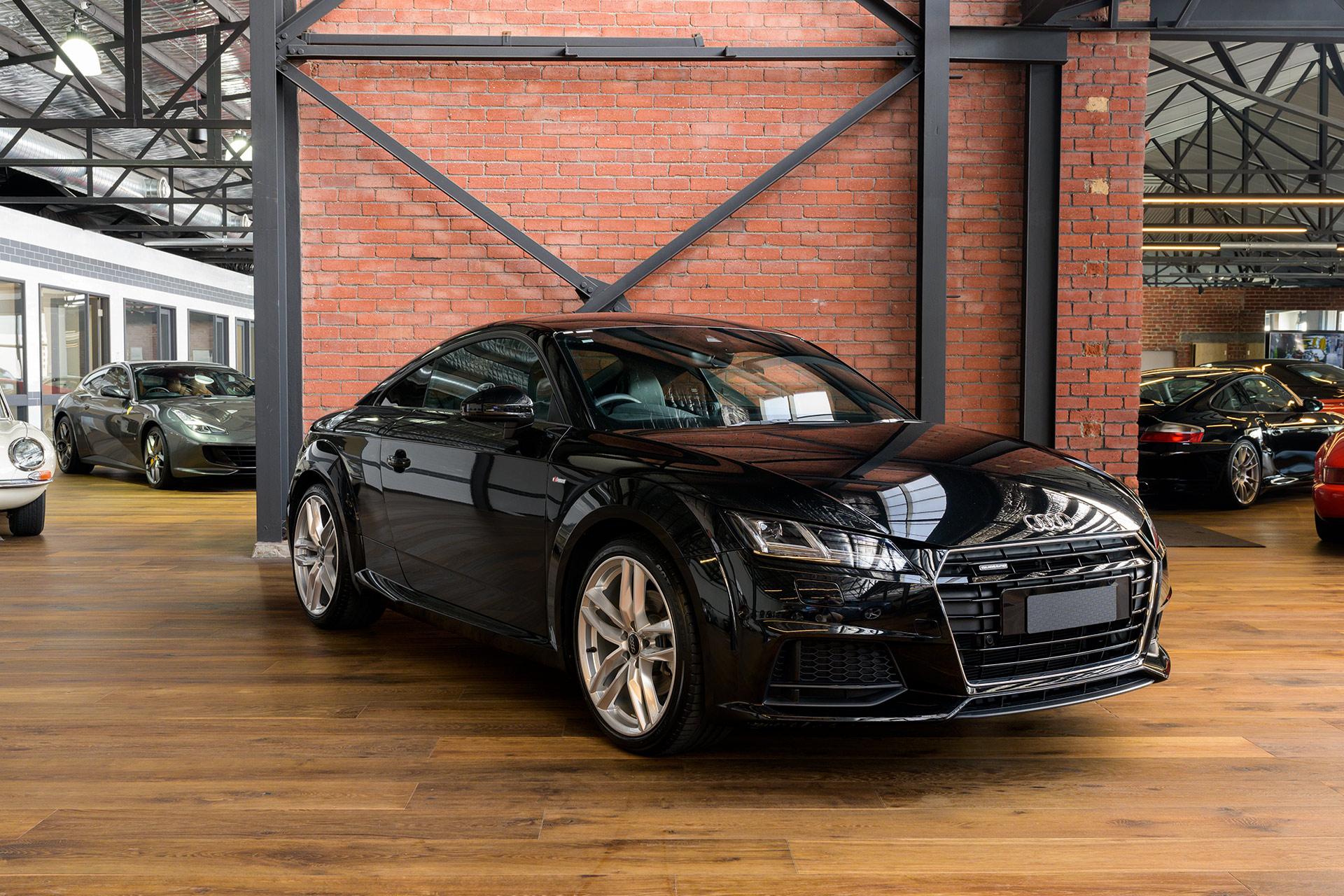 2015 Audi TT S Line Sport Coupe Quattro - Richmonds - Classic and Prestige  Cars - Storage and Sales - Adelaide, Australia
