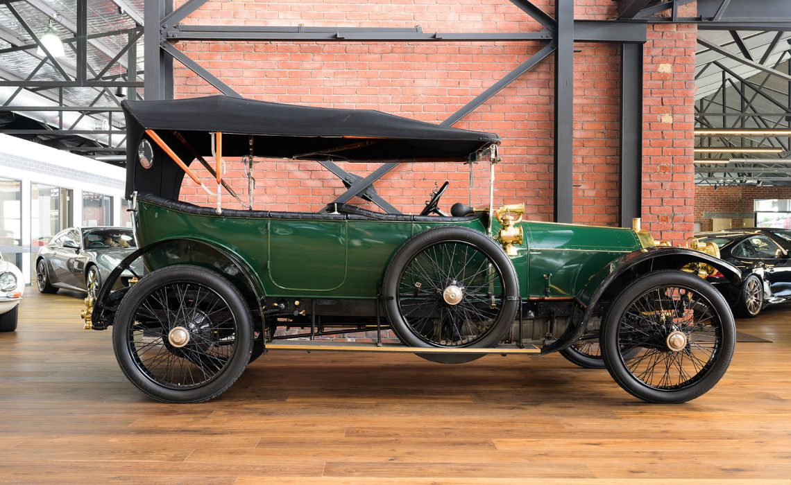 1914 Napier T68 Tourer