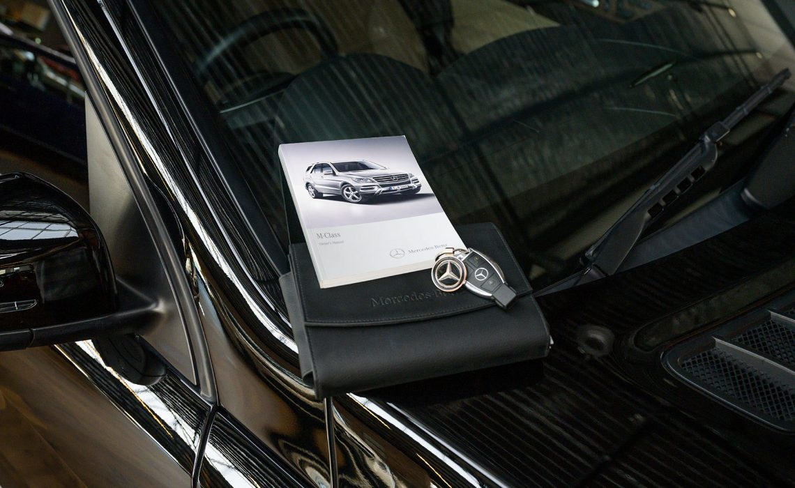 2013 Mercedes Benz ML350