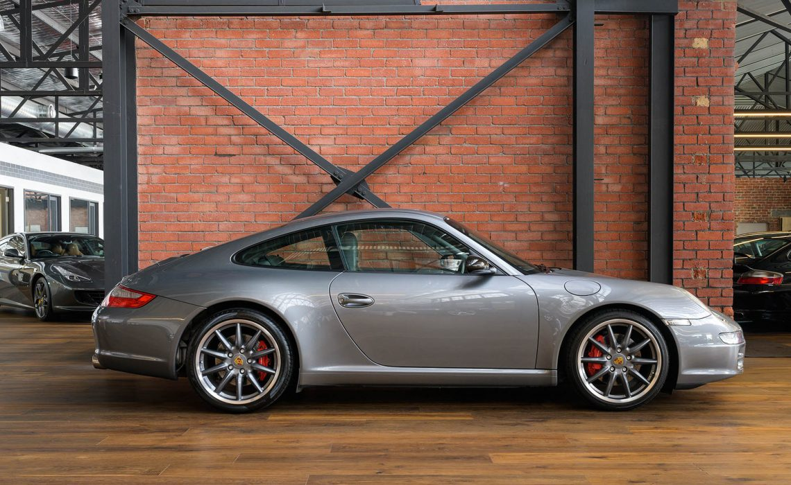 2006 Porsche 911 Carrera S Manual Coupe