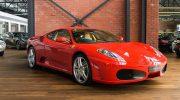Ferrari F430 Coupe Red