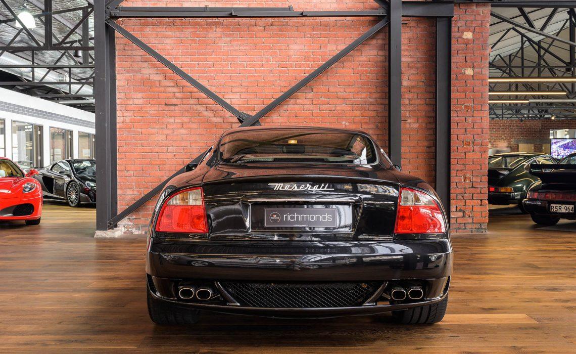 2007 Maserati Gransport M138 Coupe - Richmonds - Classic ...