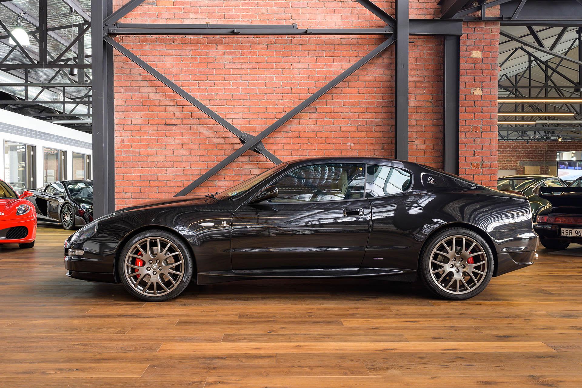 2007 Maserati Gransport M138 Coupe - Richmonds - Classic and Prestige Cars - Storage and Sales ...