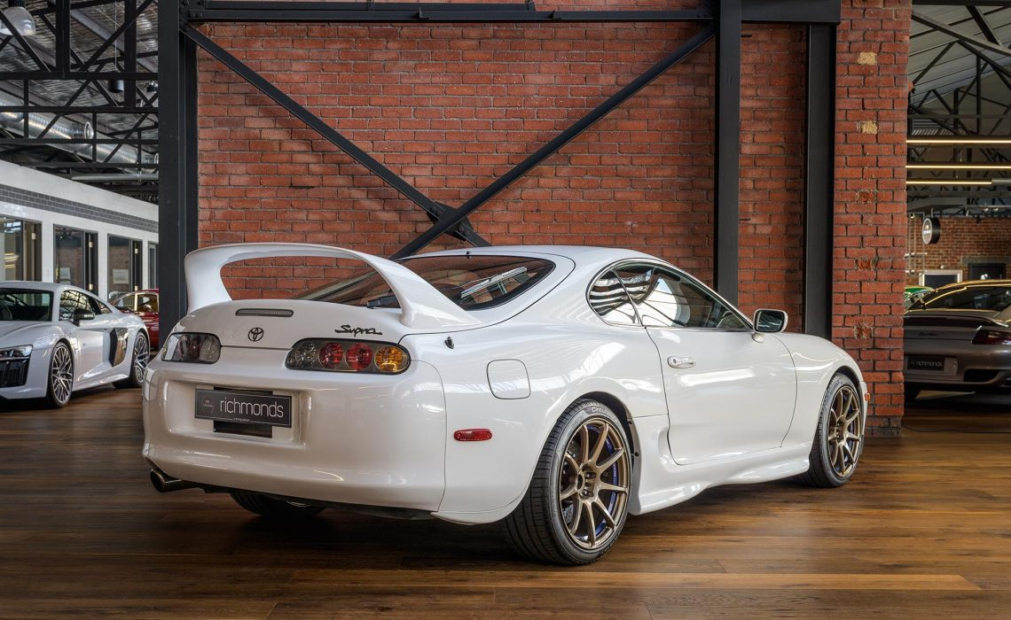 1996 Toyota Supra Twin Turbo Coupe - Richmonds