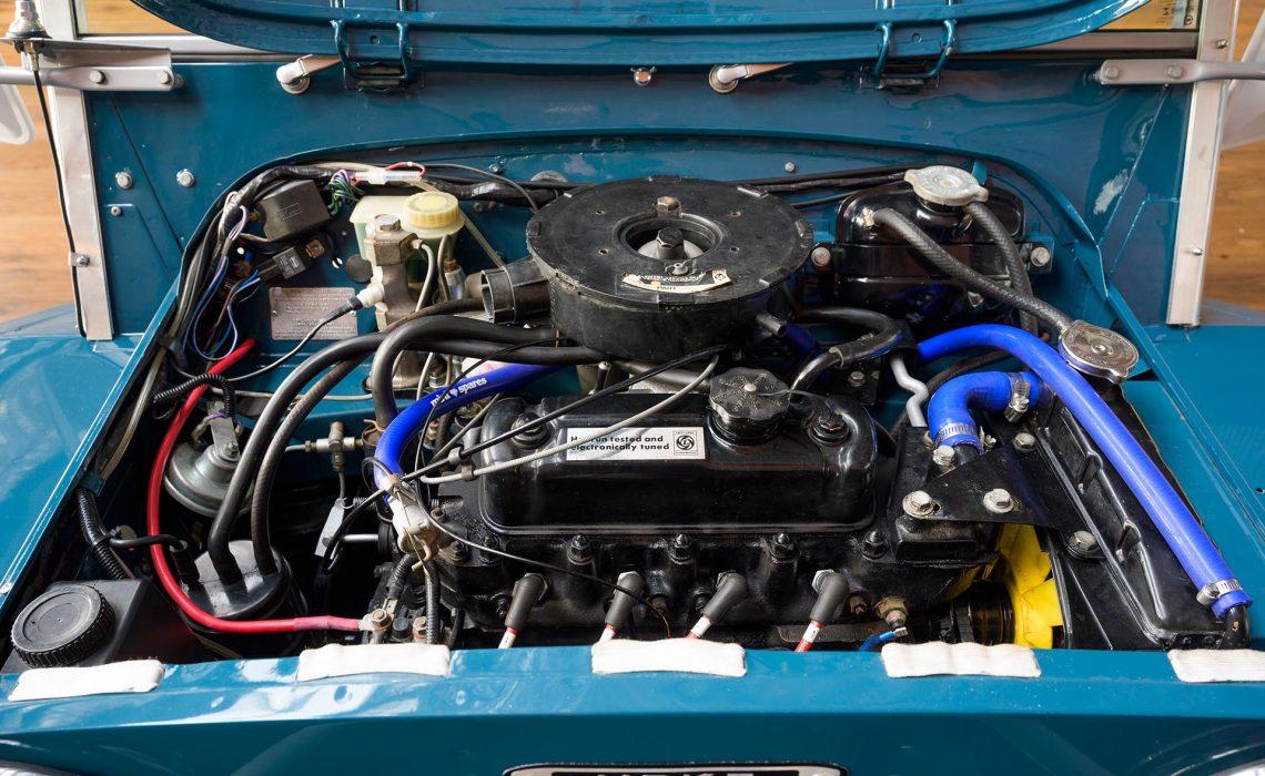 1978 Leyland Mini Moke Californian - Richmonds - Classic ...