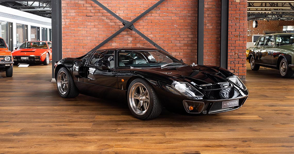 2011 Ford GT40 – Roaring Forties