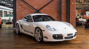 2007 Porsche Cayman S White