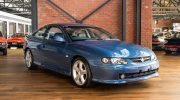 2001 Holden Monaro CV8 Manual Coupe