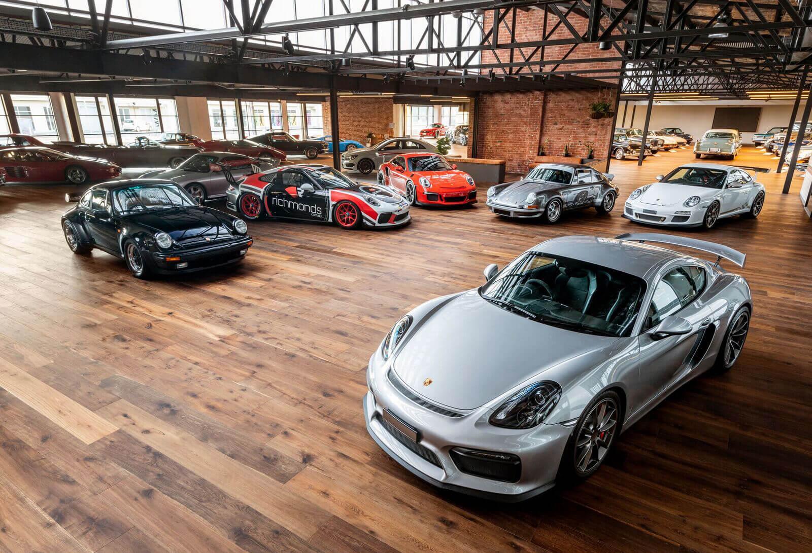 Porsche Specialists - Richmonds Adelaide